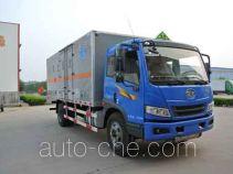 Xier ZZT5165XQY-4 explosives transport truck