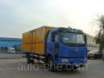 Xier ZZT5180XQY-5 грузовой автомобиль для перевозки взрывчатых веществ