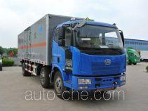 Xier ZZT5201XQY-4 explosives transport truck